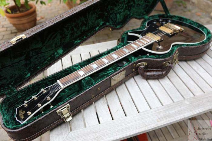 """maybach """"lester - black velvet"""" - gitarren studio neustadt   karl dieter"""